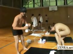 subtitled-japanese-athletes-marathon-strip-for-coitus