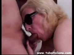 Italian Blonde Milf Bionda Italiana