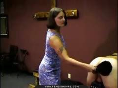 real-amateur-femdom