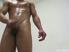 Exotic Active Rudolf Tries Her Luck On Czech Gay Casting