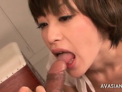Horny Asian Student Fucked In The Locker Room By Her Sport