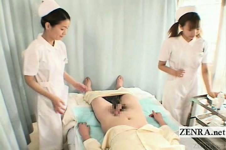 Japanese Mom Handjob Son
