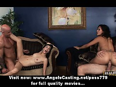 two-brunette-amateur-babes-getting-pussy-bangged-in-the
