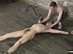 waxed-and-wanked-off-hard