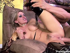 Tory Lane Filming Another Pornstar Holly Wellin Brutally