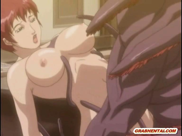 Anime Monster-Sex-Videos