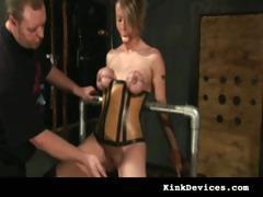 Unique Breast Tie Up