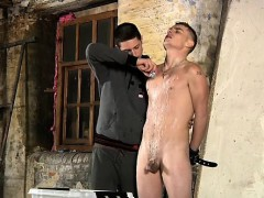 Gay Sex Poor Leo Can't Escape As The Spectacular Youngster G