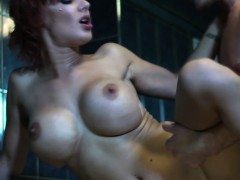 Busty Mama Loulou Gets Nailed From Behind