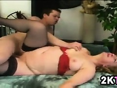Old Whore Getting Fucked
