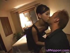 Horny Teen Asian Babe Gets Fucked Part5
