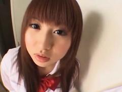 Adorable Hot Japanese Babe Fucking