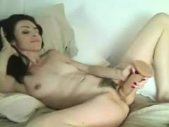 Hot Teen Gf Masturbates On Web Cam