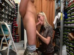 blonde-mom-sucking-hard-cock-in-a-store