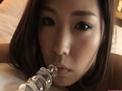 Adorable Seductive Japanese Girl Banging