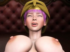 Rebecca Assault Hell Gladiator Of Treason – Exotic 3D