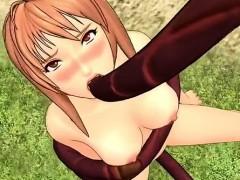 Aitona The Female Warrior Vol.2 Incredible 3d Anime Xxx