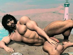 3d Fantasy Boys And Muscled Dudes!
