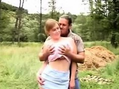 chubby-girl-fucks-outdoors-in-nature