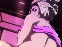 Hottest Romance Anime Video With Uncensored Group, Big Tits