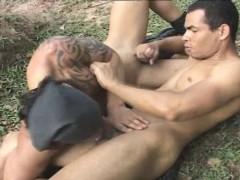 Nasty Bareback Fucking Of Latino Gays