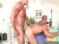 Fine Guy Gets Amazing Gay Massage Part2