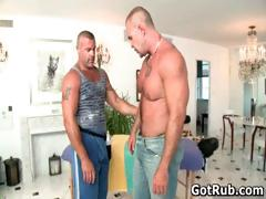Fine Guy Gets Amazing Gay Massage Part6