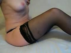 amateur-mature-woman-in-black-stockings