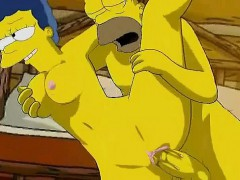 Simpsons Porn – Cabin of love