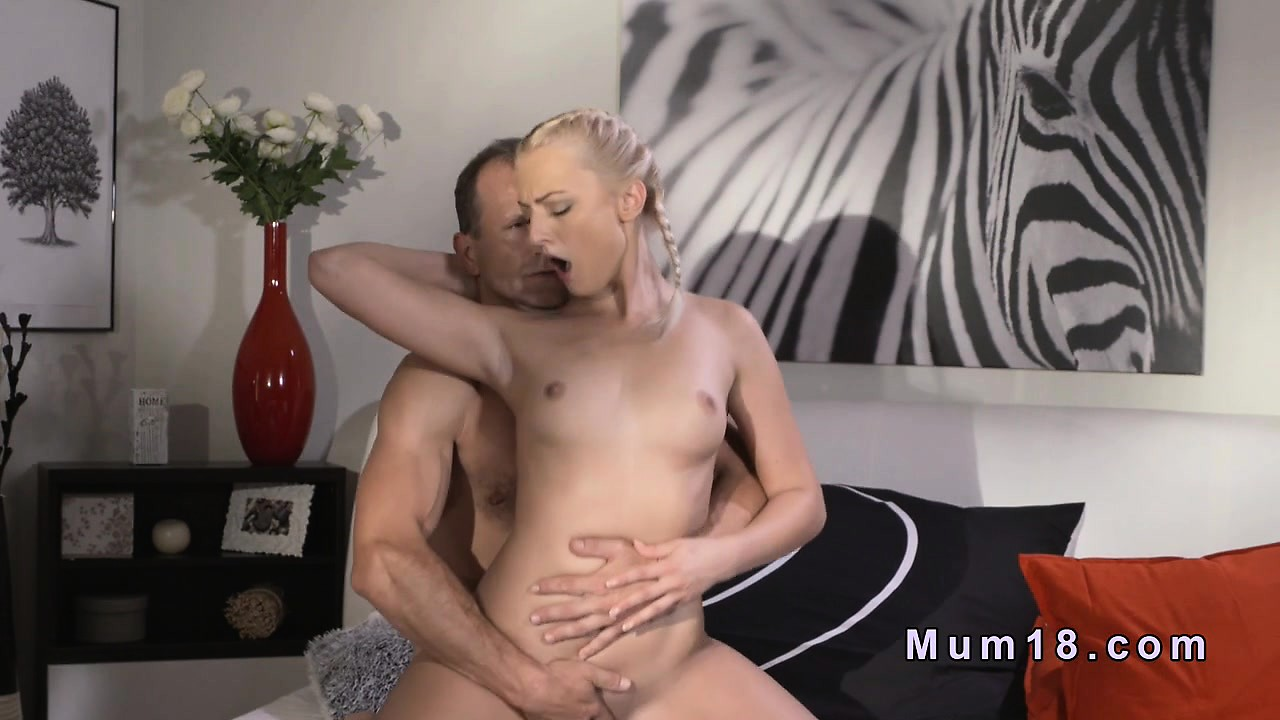 Old Sugar Daddy Fucks Teen