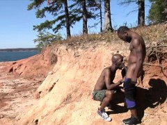 Two Well Trained African Men Have Passionate Gay Sex