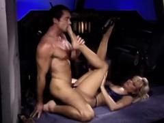 Houston, Rebecca Lord, T.t. Boy In Classic Porn Video