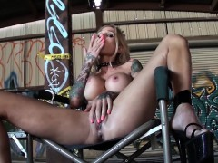 sarah-jessie-fingers-her-pussy-ass-in-an-empty-warehouse