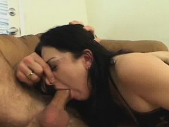 Babe Takes It Hard For An Anal