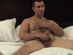 Undies Sailor Tugging His Cock