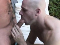 Park Wiley Fat Old Man Outdoor Sex With Pool Guy
