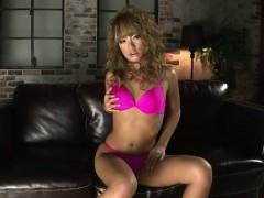 Rumika Loves Posing Naughty And Masturbating With Toys