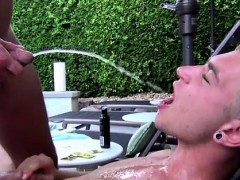 Gay In Ass Hole Piss Soaking Suck And Fuck