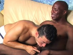 muscular-white-guy-bouncing-on-black-cock