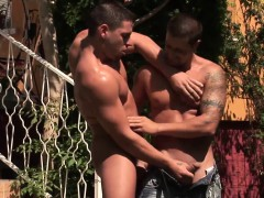 muscular-pool-guy-gets-his-asshole-fucked-by-a-raw-hard-cock