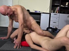 Honey Girl Gets Private Sex Lessons With Old Teacher
