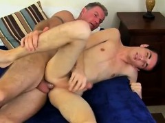 Anilingus In Gay Sex Brett Anderson Is One Lucky Daddy, He's