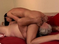 Big Ass Wife Rides Husband Bruce Is Feeling A Little Under T