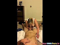 Soccer Mom Has Her First Dick In Years