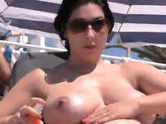 huge-tits-french-amateur-topless-at-the-beach