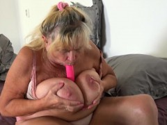 Carina Loves Her Old Babysitter
