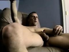 Amateur old men exhibitionist gay Nervous Chad Works It Good