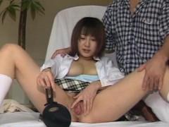 aizawa-japanese-babe-enjoys-exciting-pussy-pounding