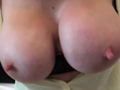 unfaithful british mature lady sonia flaunts her gigantic bo