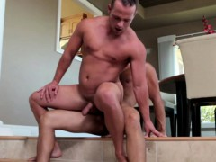 Luke Takes Joey Giant Stiff Cock